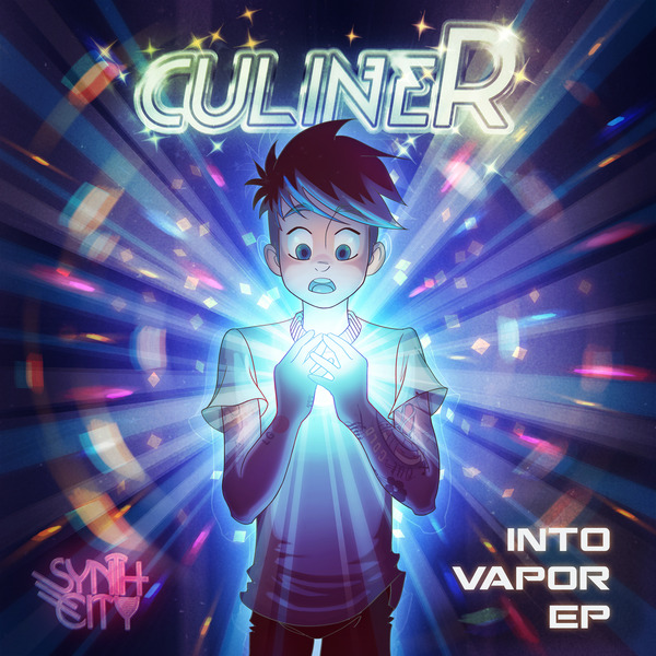 culineR - Into Vapor EP - Album Artwork
