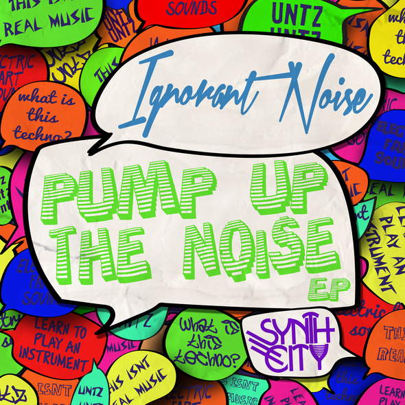 IgnorantNoise_PumpUpTheNoise